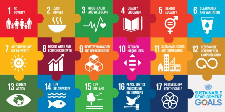 Keynotes on the sustainability goals as business