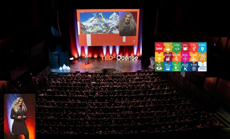 Business talk - the business of business is sustainability
