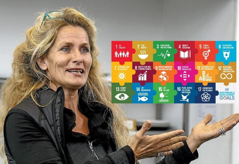 Lene Gammelgaard TOP 10 Business Speaker - Sustainability as business strategy